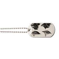 Darwin's Galapagos Finches Dog Tags