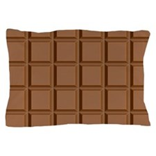 chocolate bar Pillow Case