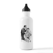 Anthropometry, 19th ce Water Bottle