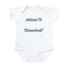 Komondor Addicted Infant Bodysuit