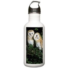 Barn owls Water Bottle