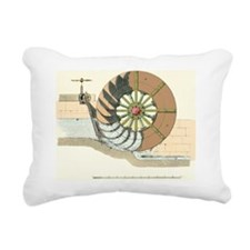 Water wheel Rectangular Canvas Pillow
