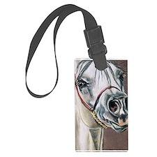 Arabian Stallion Luggage Tag