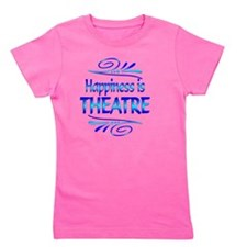 Happiness is Theatre Girl's Tee