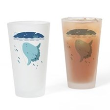Mola Mola Drinking Glass