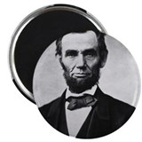 "Lincoln ""Honest Abe"" 2.25"" Magnet (100 pack)"