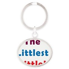 Littlest Little Oval Keychain