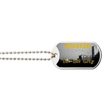 Austin_5x3rect_sticker_BatCity Dog Tags