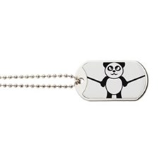 cute_panda_ninja Dog Tags