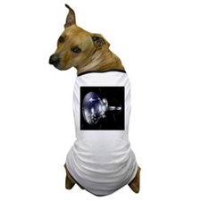 Glass Guitar Dog T-Shirt