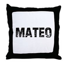 Mateo Throw Pillow