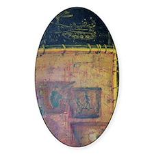 Pathos Avatar Oil on Canvas Ben Zol Decal