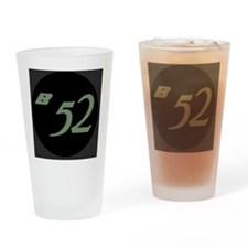 B-52 Drinking Glass