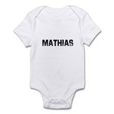 Mathias Infant Bodysuit
