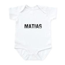 Matias Infant Bodysuit