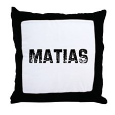 Matias Throw Pillow