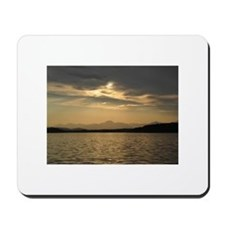 SEATTLE, WASHINGTON SUNSET MOUSEPAD
