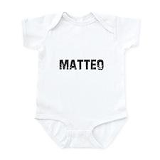Matteo Infant Bodysuit