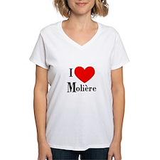 I Love Moliere Shirt