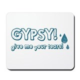 Gypsy Tears Mousepad