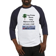 Hug Mother Nature Baseball Jersey