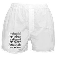 How Do I Love Me! Boxer Shorts