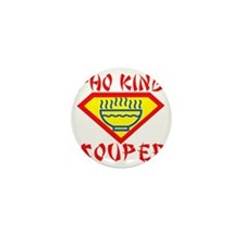 Pho King Souper Mini Button