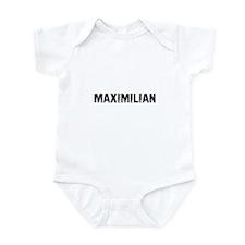 Maximilian Infant Bodysuit
