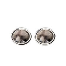 Lazy grizzly Cufflinks