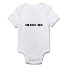 Maximillian Infant Bodysuit