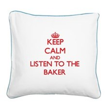 Keep Calm and Listen to the Baker Square Canvas Pi