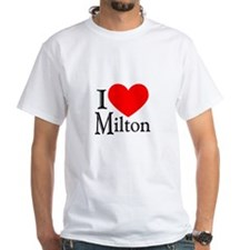 I Love Milton Shirt