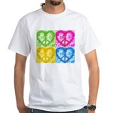 Pop Peace Hearts Shirt