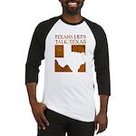 Talk Texas Baseball Jersey