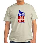 Bears Not Bush Two Sided Grey T-Shirt