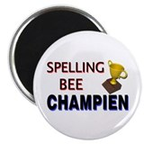 "Cool Trophy 2.25"" Magnet (100 pack)"