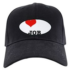 I love my environmental scientist job Baseball Hat
