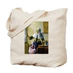 Pitcher-Aussie Shep1 Tote Bag