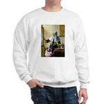 Pitcher-Aussie Shep1 Sweatshirt