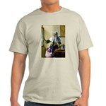 Pitcher-Aussie Shep1 Light T-Shirt