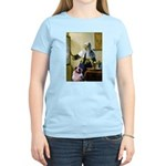 Pitcher-Aussie Shep1 Women's Light T-Shirt