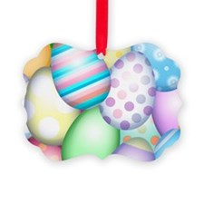 Decorated Eggs Ornament