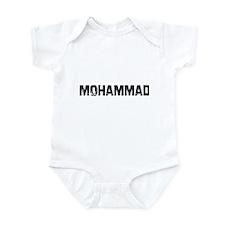 Mohammad Infant Bodysuit