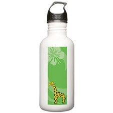 Giraffe Gaiam Yoga Mat Water Bottle