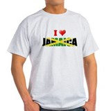 I love Jamaica T-Shirt