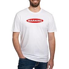 May Contain Wine Warning Shirt