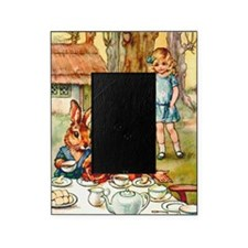 ALICE TEA PARTY_10x14 Picture Frame