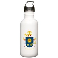 Pope Francis coat of A Water Bottle
