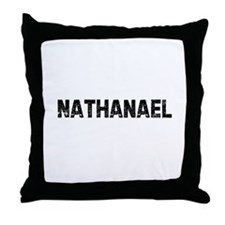 Nathanael Throw Pillow