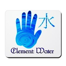 Water Element Mousepad
